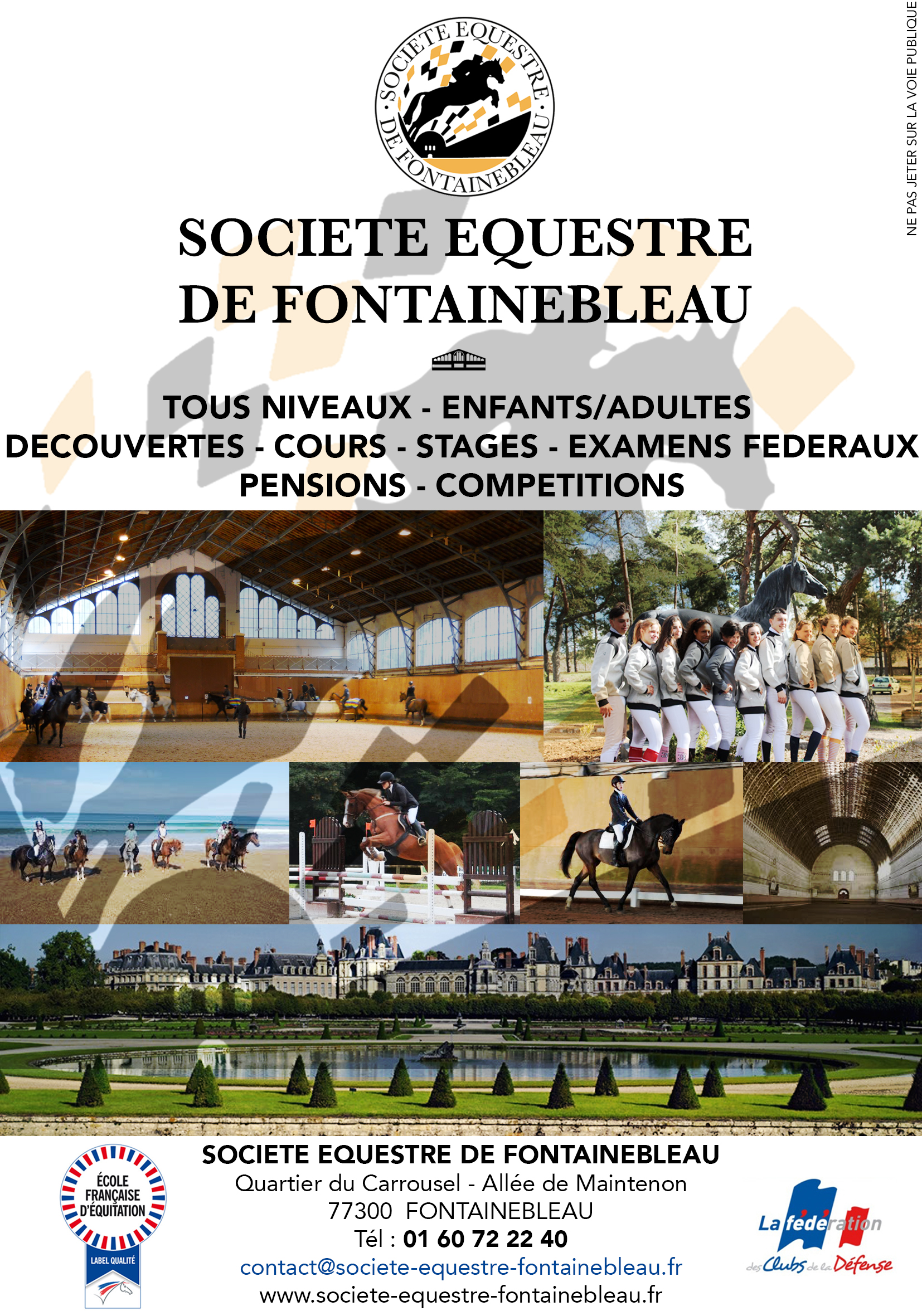 INSCRIPTIONS ANNEE ACOLAIRE 2020-2021